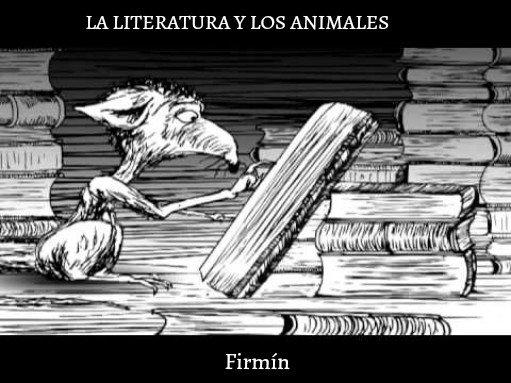 La literatura y los animales (4)