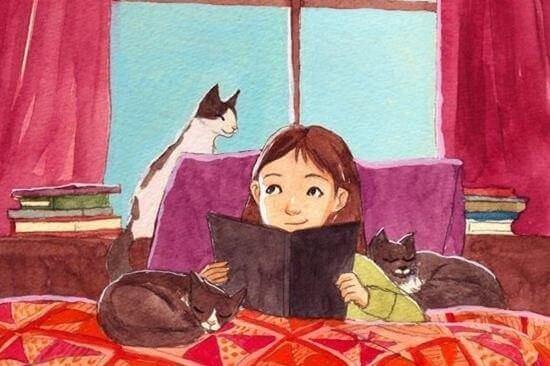 Los animales en los libros infantiles (6)