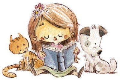 Los animales en los libros infantiles (7)