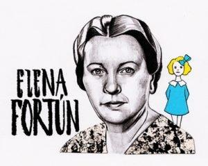 Elena Fortún comprometida también con los animales