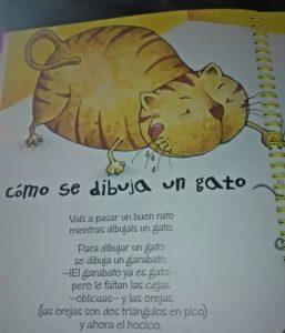 Cómo se dibuja un gato